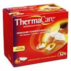 ThermaCare: Il calore che scioglie il dolore