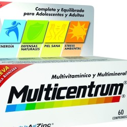 I nuovi integratori multivitaminici Multicentrum e Multicentrum Select 50+