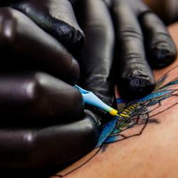 Un tatuaggio (non) è per sempre, lo studio di Quanta System Observatory