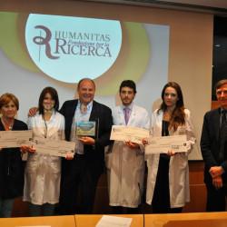 Gerry Scotti paladino del sistema immunitario adotta 4 giovani ricercatori