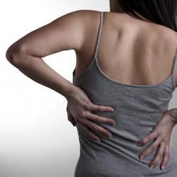 Mal di schiena: i rimedi naturali